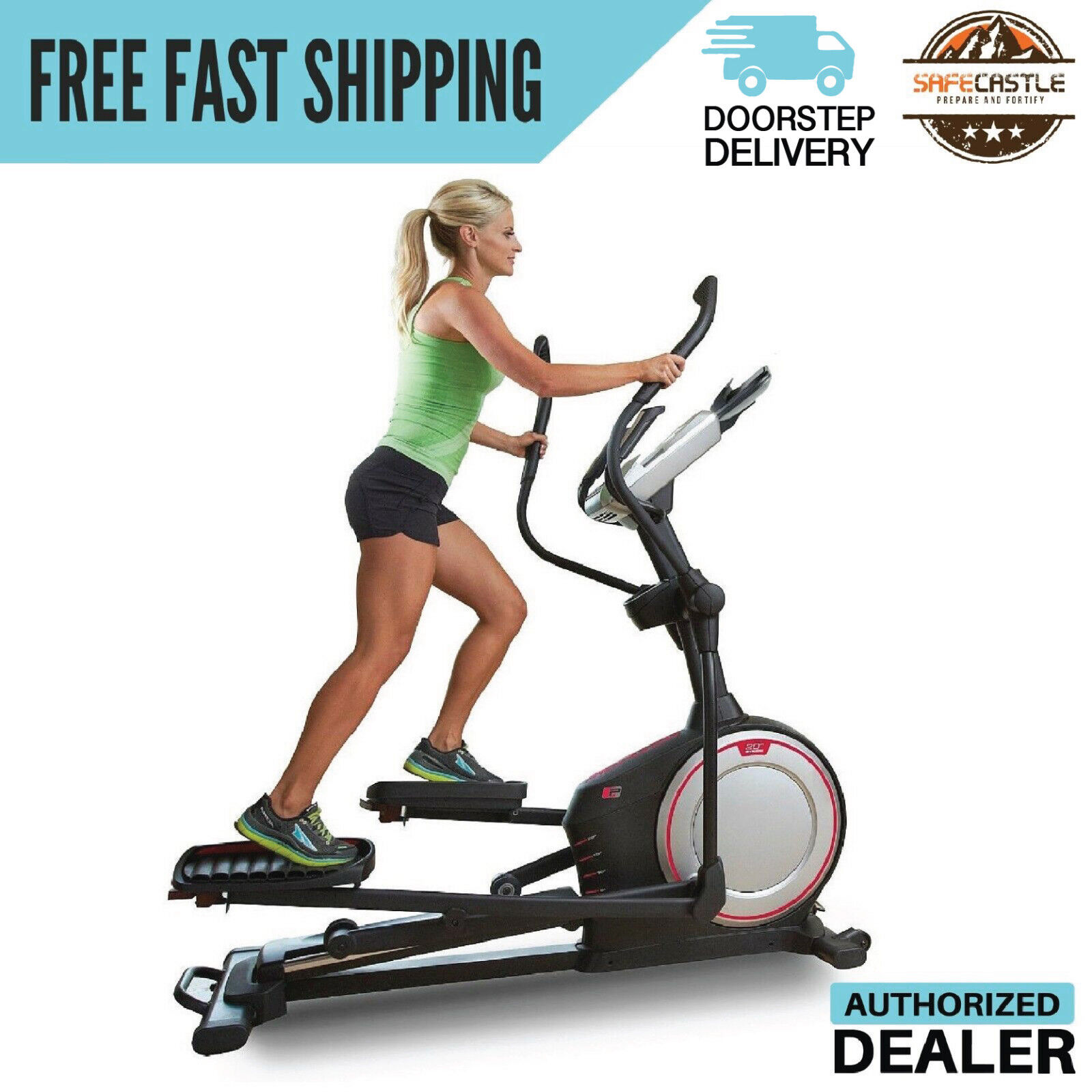 New ProForm Endurance 920E  PFEL51016 Workout Machine - in-h
