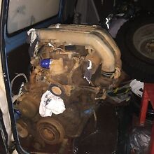 1989 Toyota LandCruiser Engine and gearbox. Durack Brisbane South West Preview