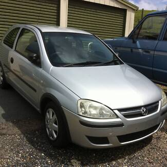 2004 XC 1.4L Holden Barina, Project or Parts