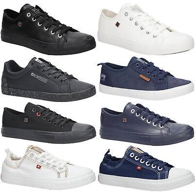 Damen Turnschuhe Big Star Sportschuhe Schnürschuhe Komfortable Gr. 36-41 NEU Big Star Schuhe