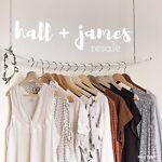 hall + james resale