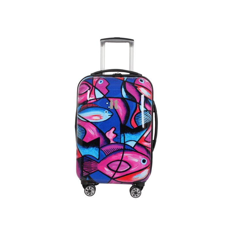63f988839 IT Luggage Virtuoso 22-Inch Hardside Carry-On Spinner | PolyBull.com