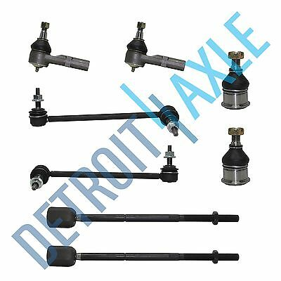 1998-2007 Ford Taurus and Mercury Sable Ball Joints Inner Outer Tierods Sway Bar