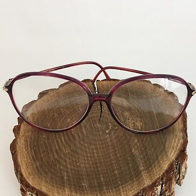 Silhouette Big Eye Purple Eyeglasses Frames SPX M 1763 Austria 57-14-135 (Silhouette Eye Frames)