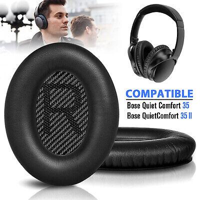 Replacement Ear Pads Cushion for Bose QuietComfort QC35/QC35 II Headphone Earpad