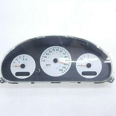 2002 Dodge Caravan : OEM Auto Speedometer Gauge Cluster : 3.3 L / Miles Match