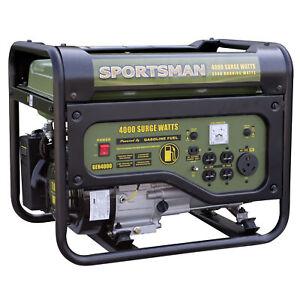 4000 Watt Generator   eBay
