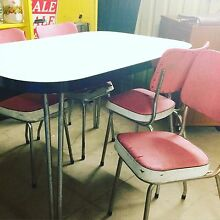 Retro Dining Suite Inglewood Stirling Area Preview