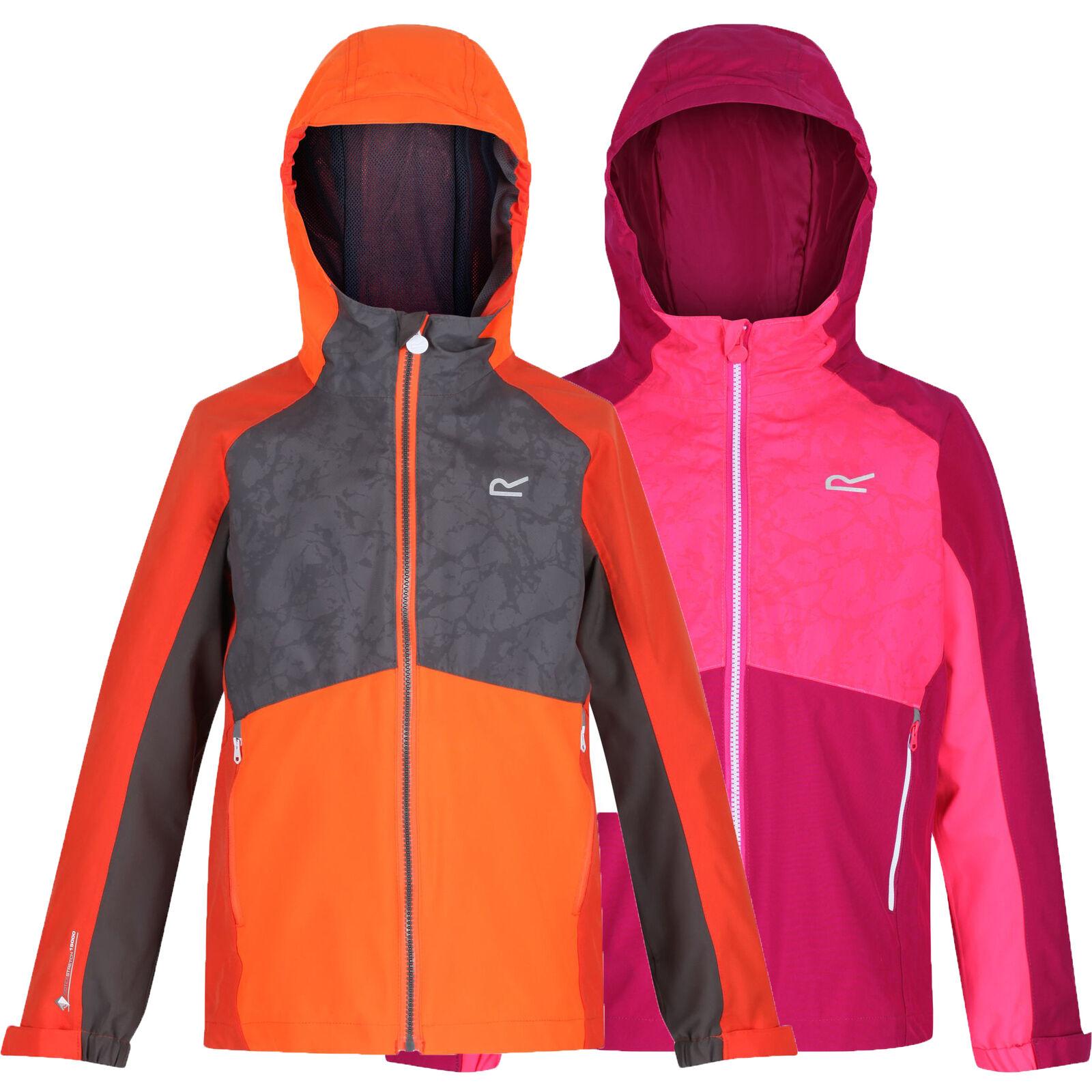 Regatta Hydrate IV 3in1 Kinder Doppeljacke Jacke Outdoorjacke