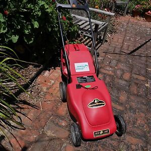 ECO-500 Cordless Battery Lawn Mower Seacliff Holdfast Bay Preview