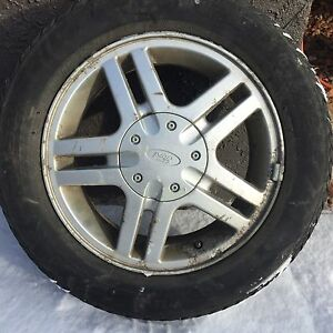 1998-2005 Ford Focus  Tires and Rims