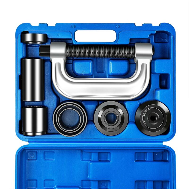 Ball Joint Service Auto Tool Set Remover With 4X4 Adapters F/ Dodge 4WD vehicles