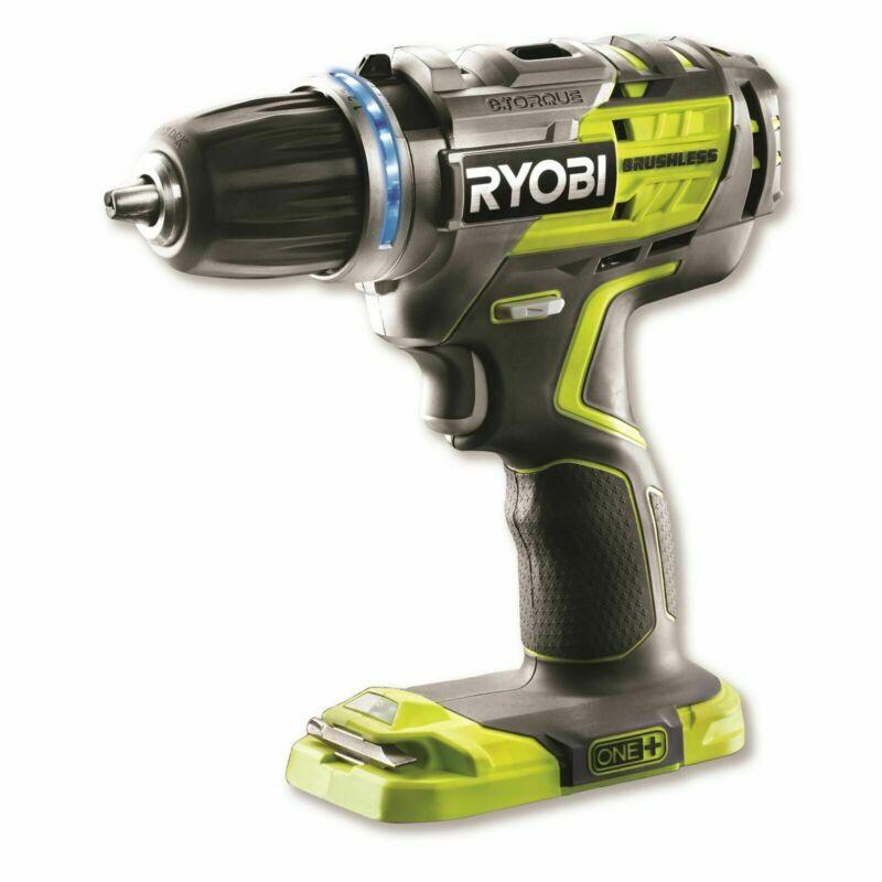 Ryobi One+ 18v Brushless Drill Driver - Japan Brand