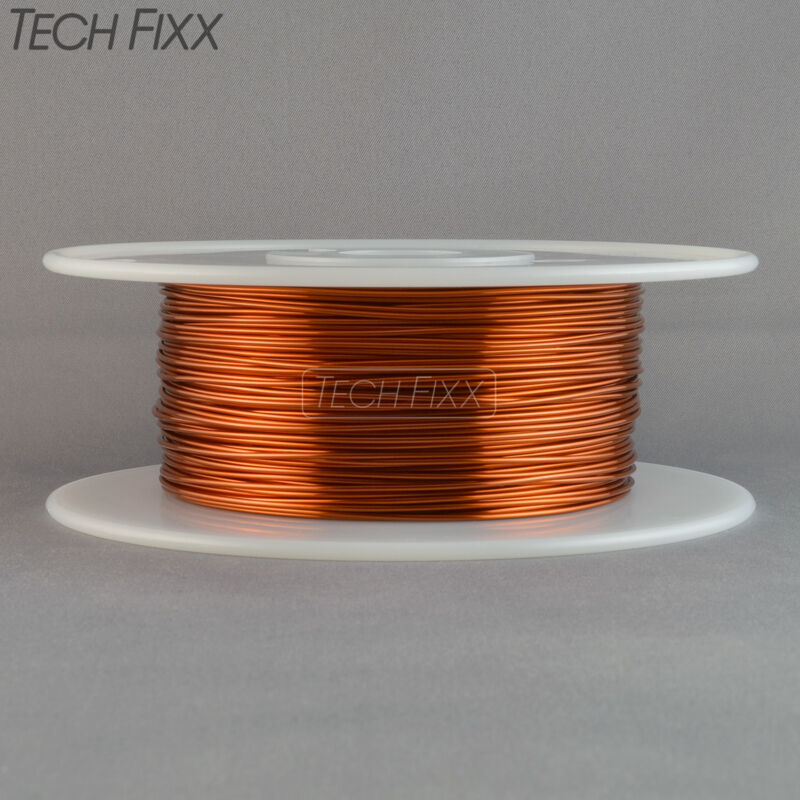 Magnet Wire 16 Gauge AWG Enameled Copper 250 Feet Coil Winding and Crafts 200C
