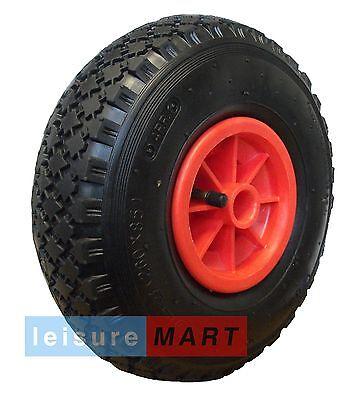 Trailer caravan jockey wheel spare pneumatic tyre and wheel  Maypole