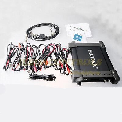 Hantek 1008c 8ch Pc Usb Automotive Diagnostic Daq Program Generator Oscilloscope