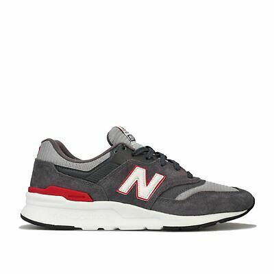 NEW BALANCE 997H MENS GREY RUNNING TRAINERS