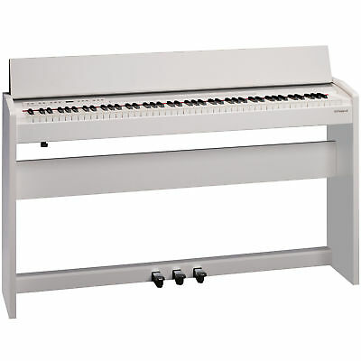 Roland F-140R Compact Digital Piano with Stand, 88 Keys, 305
