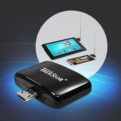 TrekStor DVB-T Stick Terres droid Smartphone Fernsehempfänger Android Tablet USB