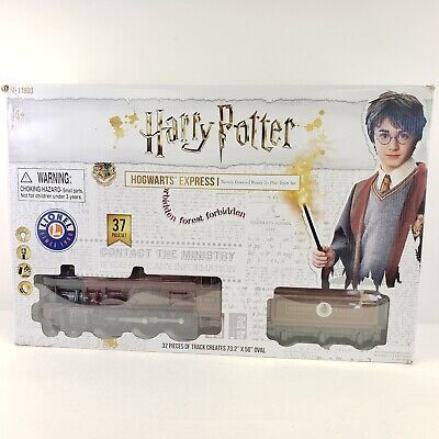Lionel Hogwarts Express Ready To Play Train Set - 711960 Harry Potter Box Wear