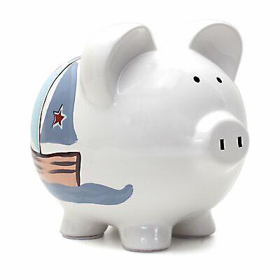 Nautical Piggy Bank (Nautical Piggy Bank)