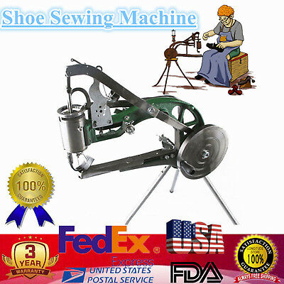Industrial Manual Shoe Sewing Machine Shoe Making Shoe Leather Repair Stitching