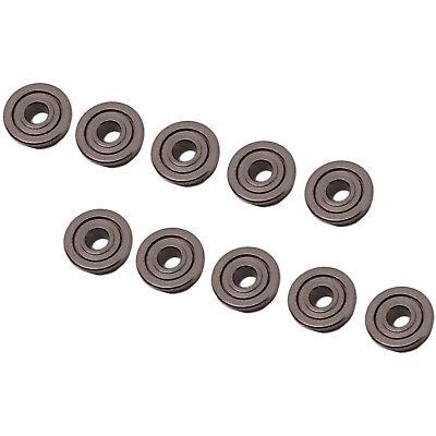 Us Stock 10pcs F682zz Metal Double Shielded Flange Ball Bearings 2 X 5 X 2.3mm