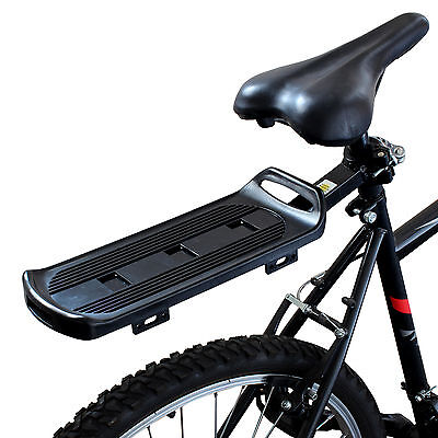 PEDALPRO REAR BICYCLE LUGGAGE RACK CARRIER BIKE/CYCLE/PANNIER/POST BUNGEE/BUNGY