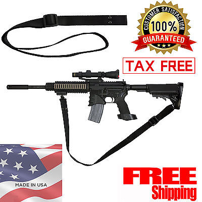 Outdoor Connection Duty Rifle Sling Ar 15 Gear Firearm Shooter Rifles Tactical