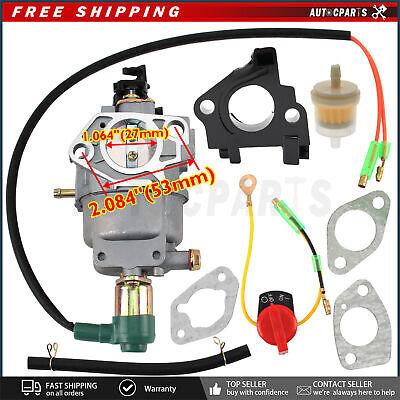Carburetor Jiangdong Jd6500 Jd6500e Jd-tek6500es 13hp 5500 6500 Watt Generator