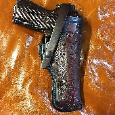 Hand 1911 Leather - Colt 1911 5