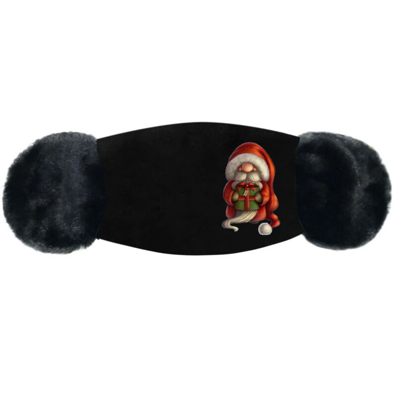 Unisex 2-in-1 Mouth Plush Warm Face