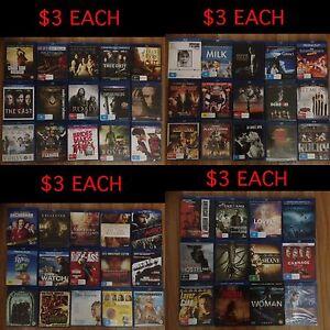 250+ Blu-ray's from $3! Massive sale! Horror, Scream Factory, Rare Bracken Ridge Brisbane North East Preview