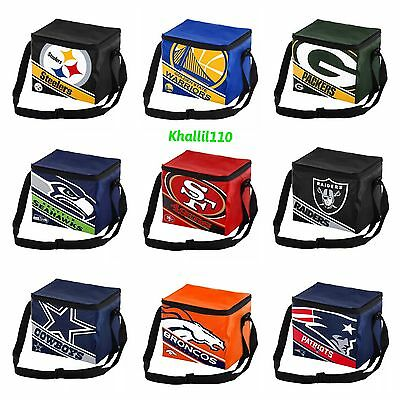 NFL Team 2019 Insulated Lunch Bag -