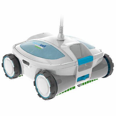 Aquabot ABREEZ4 Breeze XLS Auto Robotic In Ground Swimming Pool Vacuum Cleaner