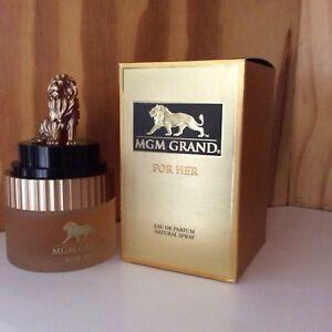 MGM Grand For Her, Perfume Spray 3.4 Oz (100 mL)