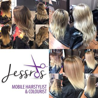 Mobile Hairstylist & Spray Tanning Technician