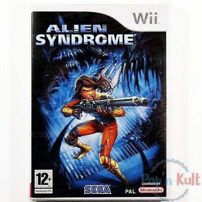 Jeu Alien Syndrome [VF] sur Nintendo Wii NEUF sous Blister