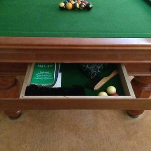 Pool Table 10' x 5' solid slate table Derrimut Brimbank Area Preview