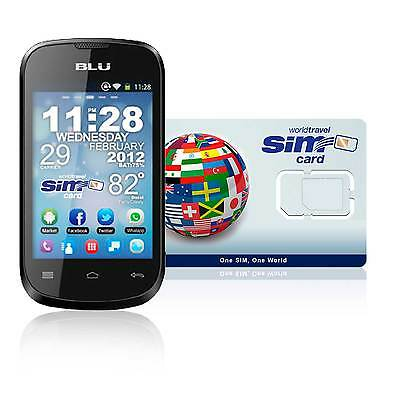 Germany Cell Phone - 4G SmartPhone - Includes $20.00 prepaid credit