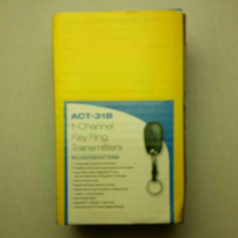 Linear ACT-31B Megacode Block Codes Access Remote Transmitter ACP00879 Lot 10