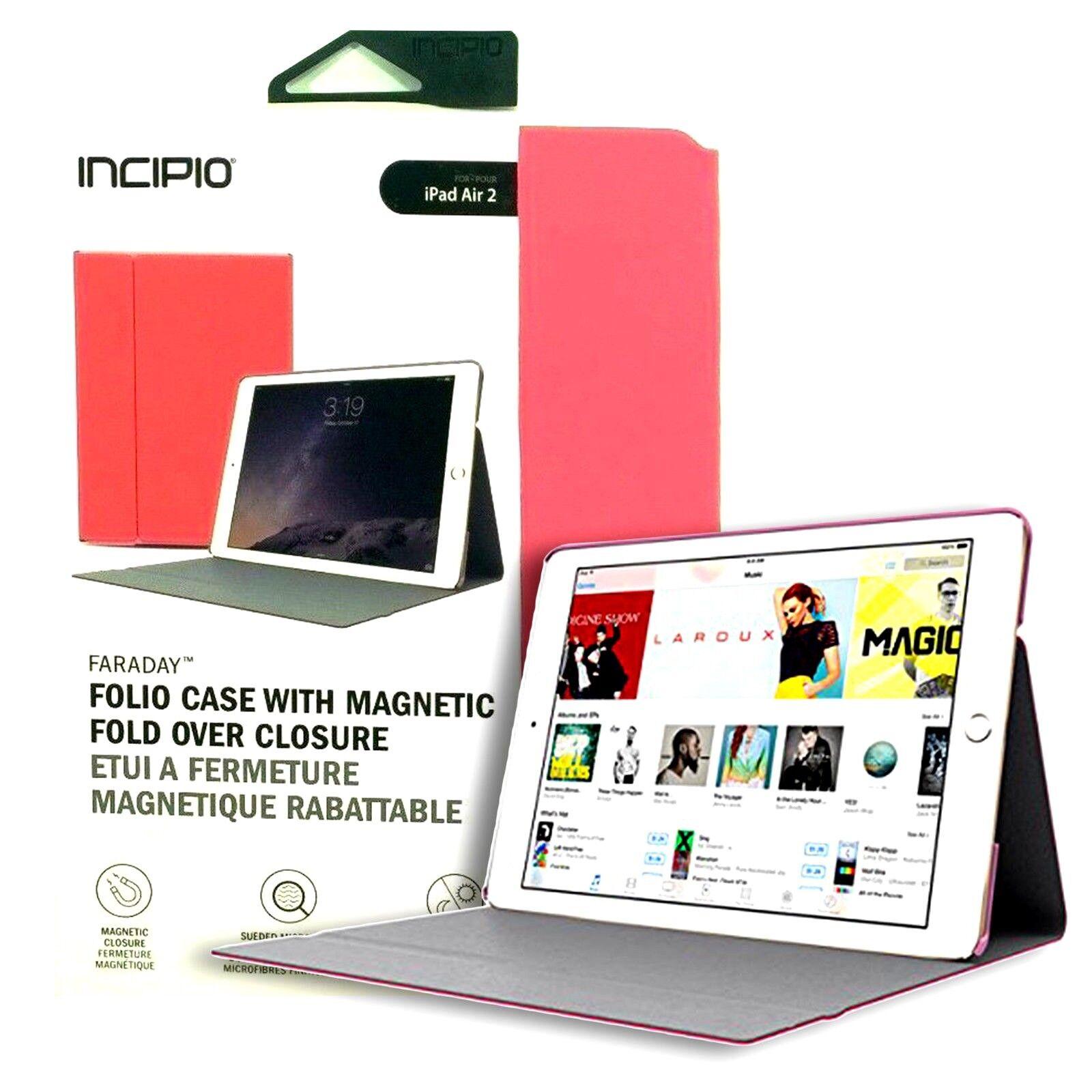 Incipio Faraday for iPad Air 2 - Coral