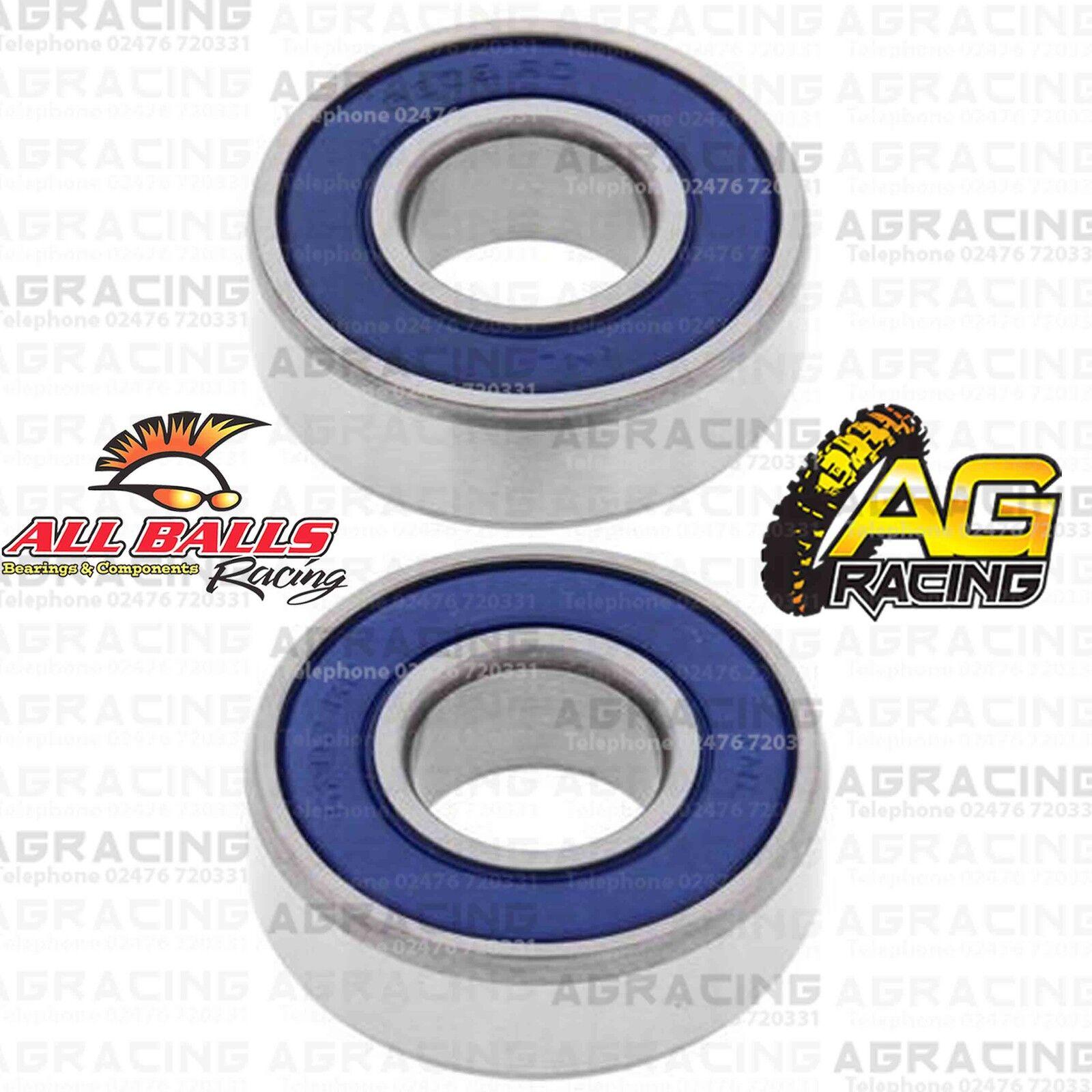 All Balls Rear Wheel Bearings Bearing Kit For KTM SX 50 Mini 2013 13 Motocross