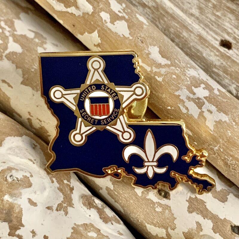 United States Secret Service Pin