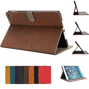 Luxury Smart Cover Case for Apple iPad Air, iPad 5