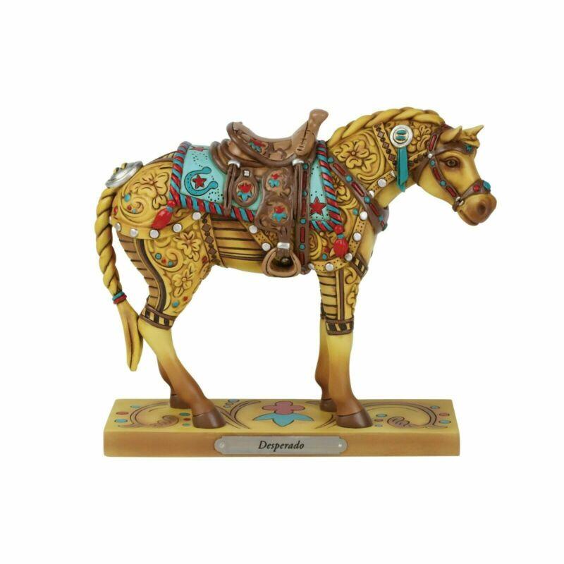 Enesco Trail Of Painted Ponies Desperado Figurine 6006198