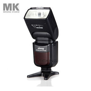 OLOONG Speedlite SP-680 for Nikon i-TTL LCD display