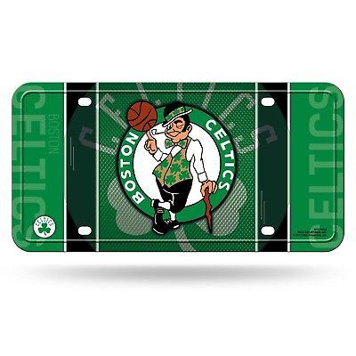 Boston Celtics License Plate (BOSTON CELTICS CAR TRUCK TAG LICENSE PLATE NBA BASKETBALL METAL SIGN  )