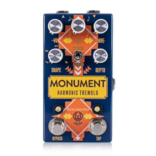 Walrus Audio Monument Tremolo V2 Custom Limited Edition Santa Fe Series Pedal