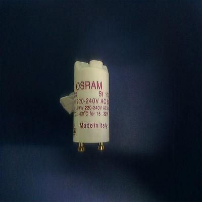 STARTER DEOS ST173 VON OSRAM 15W 32W 18W DULUX L SICHERRUNGSSTARTER